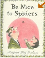 be nice to spiders children's book