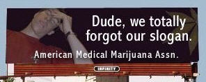 billboard marijuana