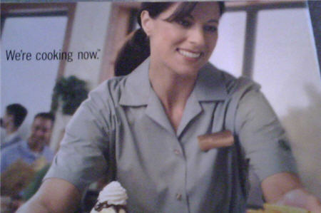 Tiffany from Denny's is hot