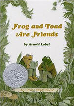 frog and toad children's book