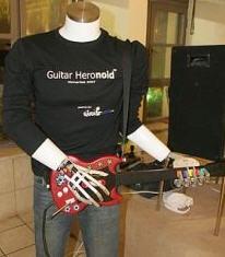 Guitar Heronoid