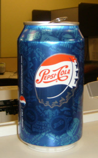 pepsi can is one of my favorite things