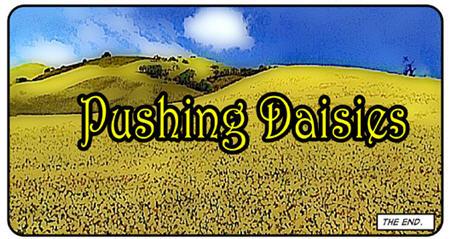 pushing daisies logo