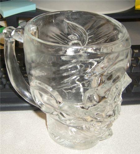 skull mug profile