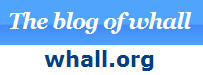 whall.org blog of whall brand logo