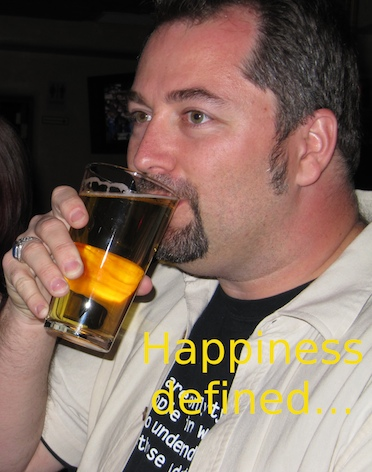 Happiness defined…